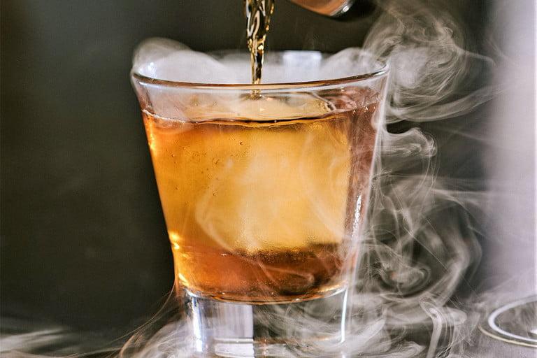 Tehe Pioneer cocktail
