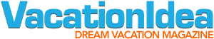 WacationIdea magazine logo