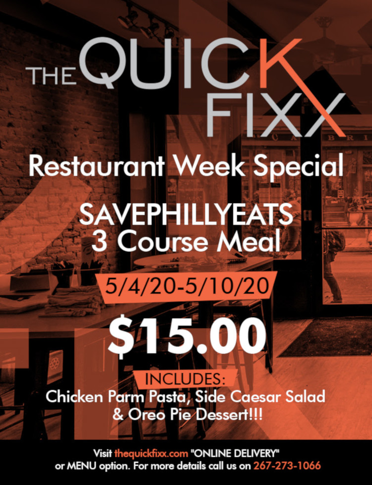 quick fixx week special