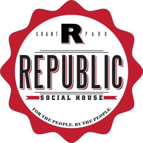 Republic Social House logo top