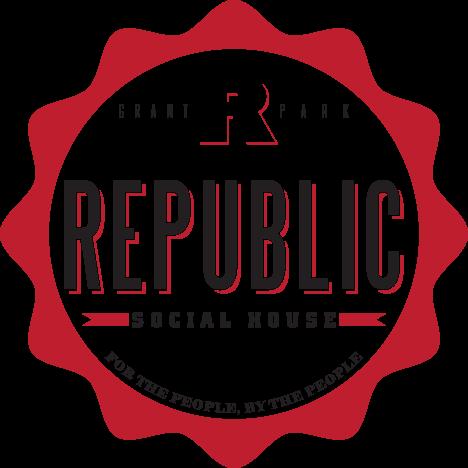 Republic Social House logo top
