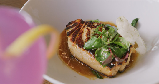 Miso Sea Bass photo