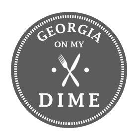 georgia on my dime logo