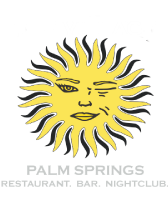 The Village Palm Springs logo top