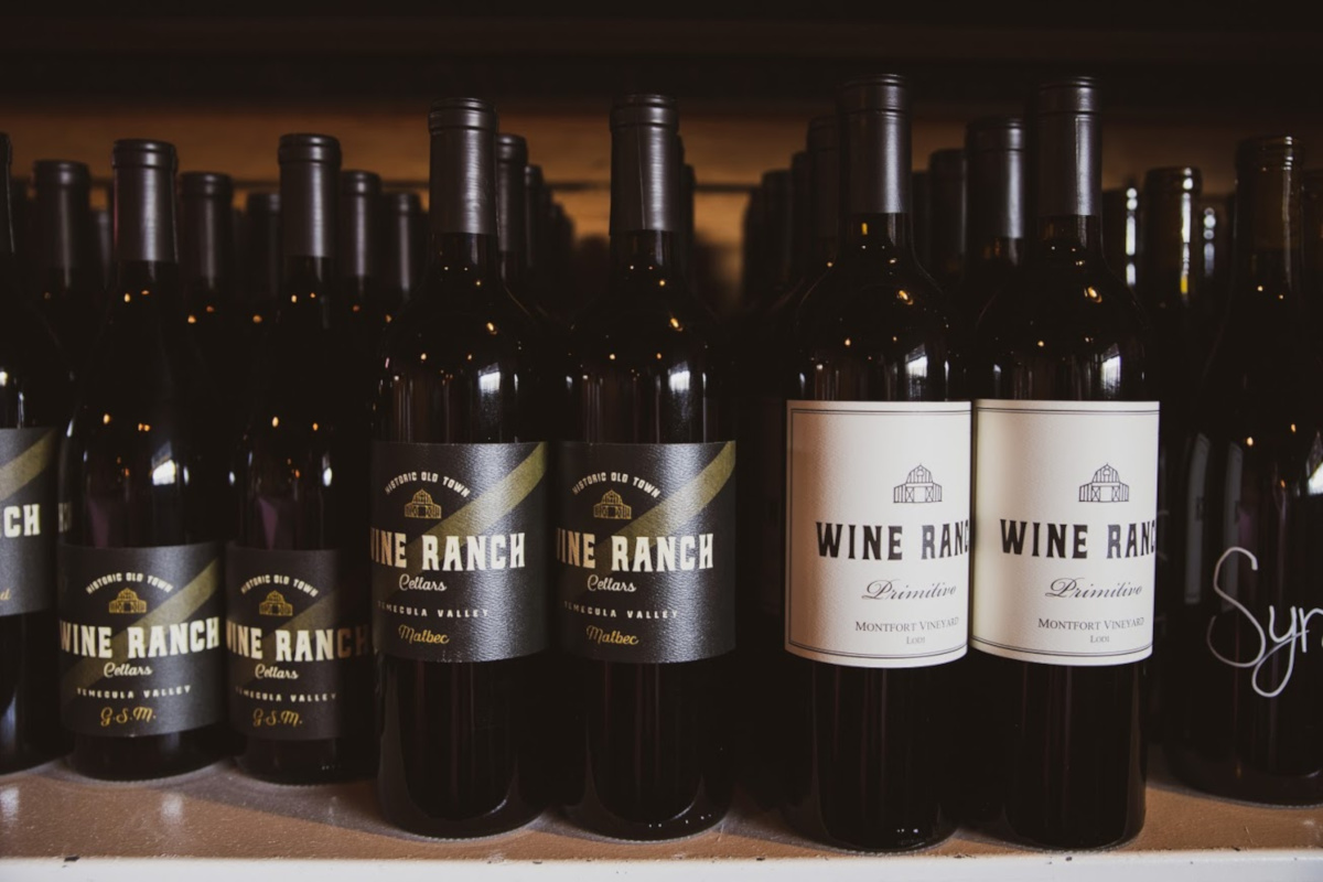 Wine Ranch wines
