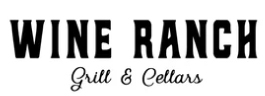 Wine Ranch Grill & Cellars logo scroll