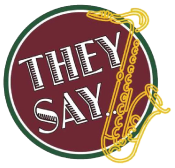 They Say Restaurant logo top