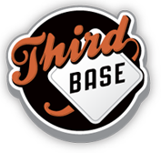 Third Base logo top