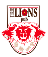 Three Lions Pub logo top