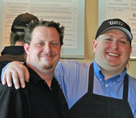 Bill and Jason, owners / operators