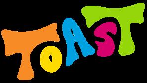Toast logo top