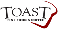Toast Fine Food & Coffee logo