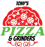 Tony's Pizza And Grinders logo