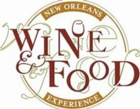 Wine and food logo