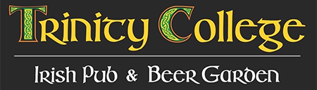 Trinity College Irish Pub logo top