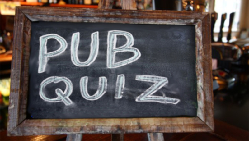 pub quiz event photo
