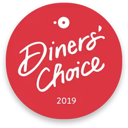 Open Table Diners Choice badge