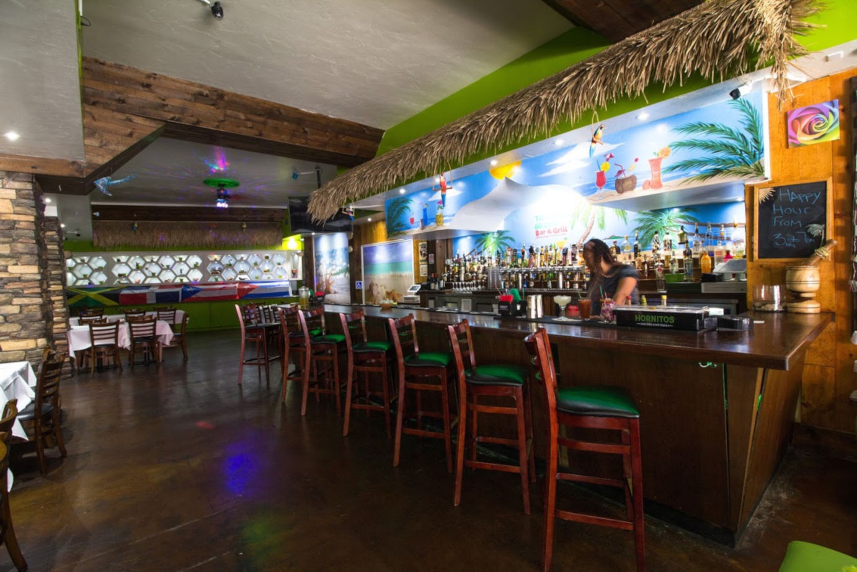 Tropical Savor Bar & Grill interior 3