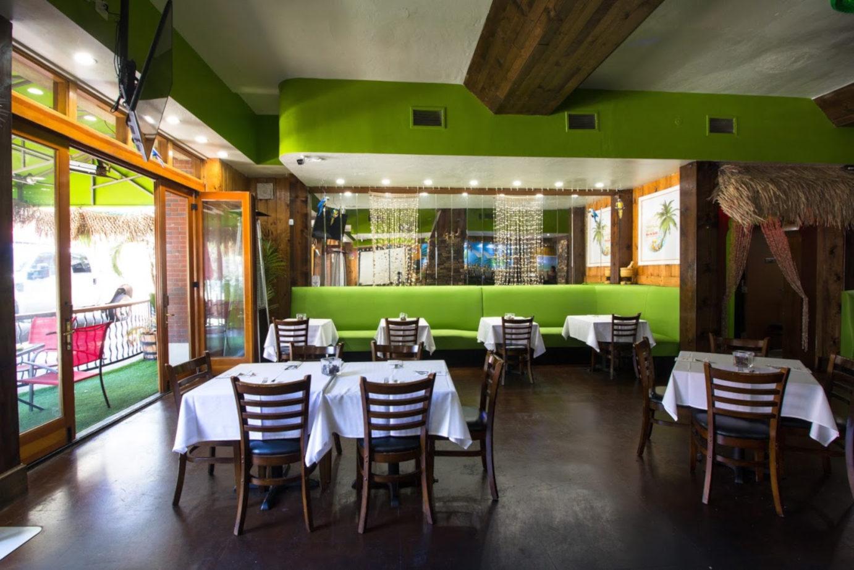 Tropical Savor Bar & Grill interior 4