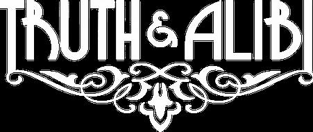 Truth and Alibi logo