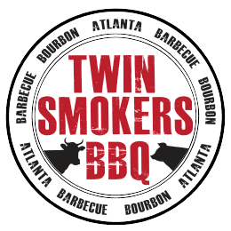 Twin Smokers BBQ logo top