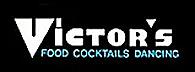 Victor's Nightclub logo top