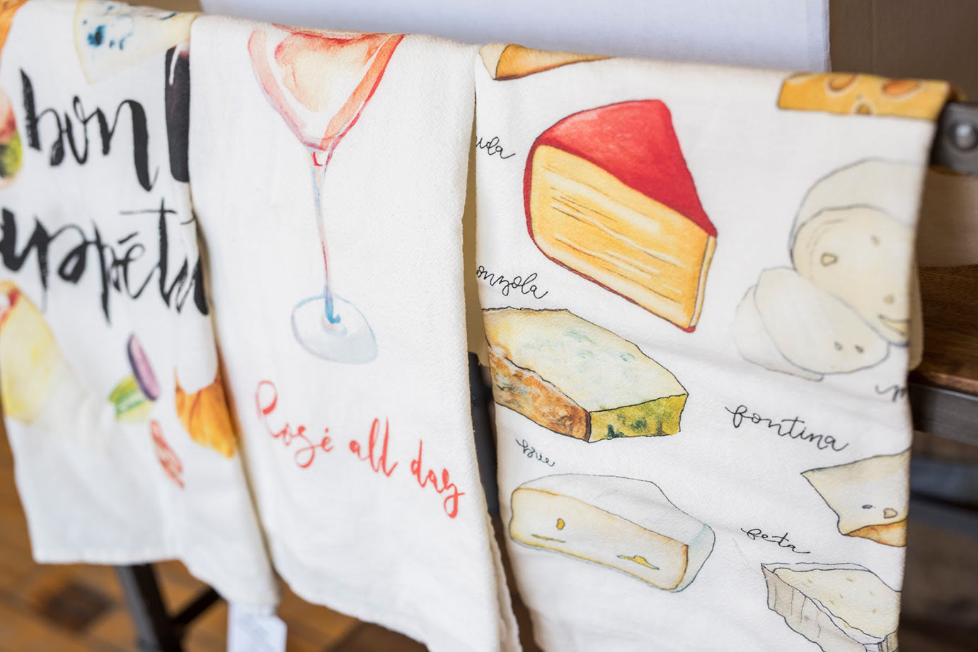 clothes with drawings