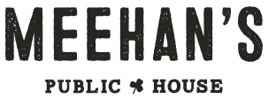 Meehan's Public House logo scroll