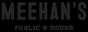 Meehan's Public House logo scroll