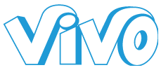 Vivo logo scroll
