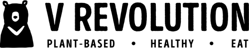 V Revolution logo top