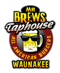 Mr Brews Taphouse - Waunakee logo top