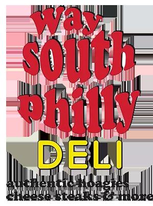 Way South Philly Deli logo
