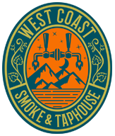 West Coast Smoke and Tap House logo