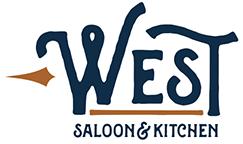 West Saloon & Kitchen logo top