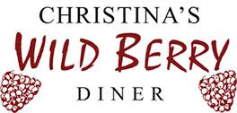 Wild Berry Diner logo top