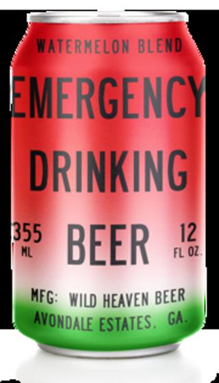 Emergency Drinking Beer photo