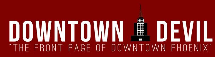 Downtown Devil logo