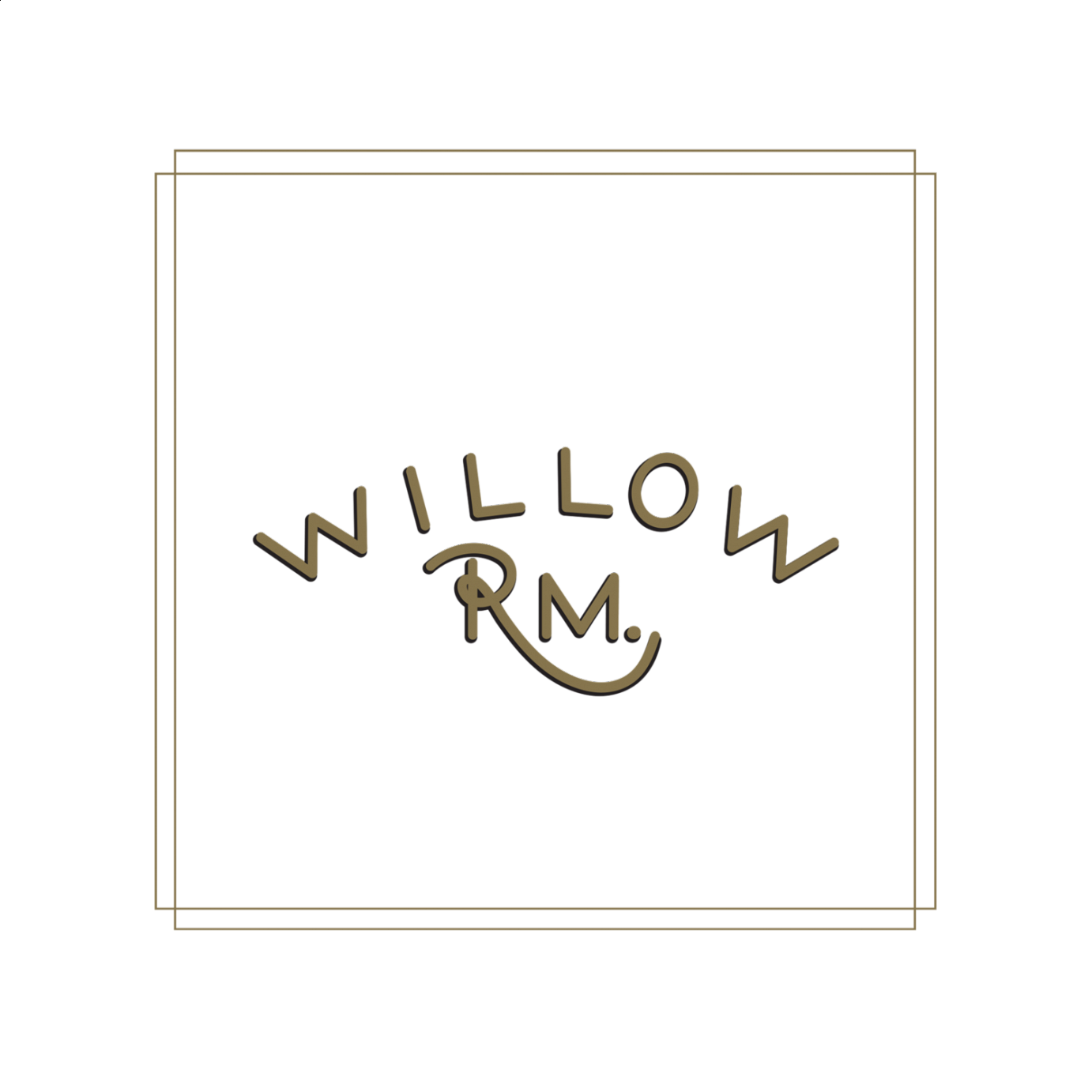 Willow Room logo scroll