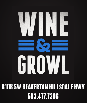 Wine & Growl logo