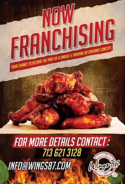 franchise flyer