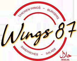 Wings 87 logo