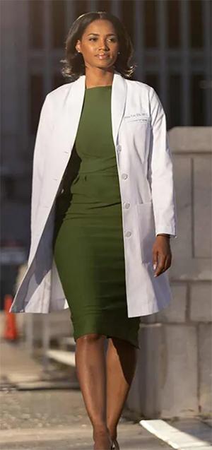 doctor walking