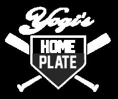 Yogi's Home Plate logo