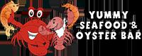Yummy Seafood & Oyster Bar logo top