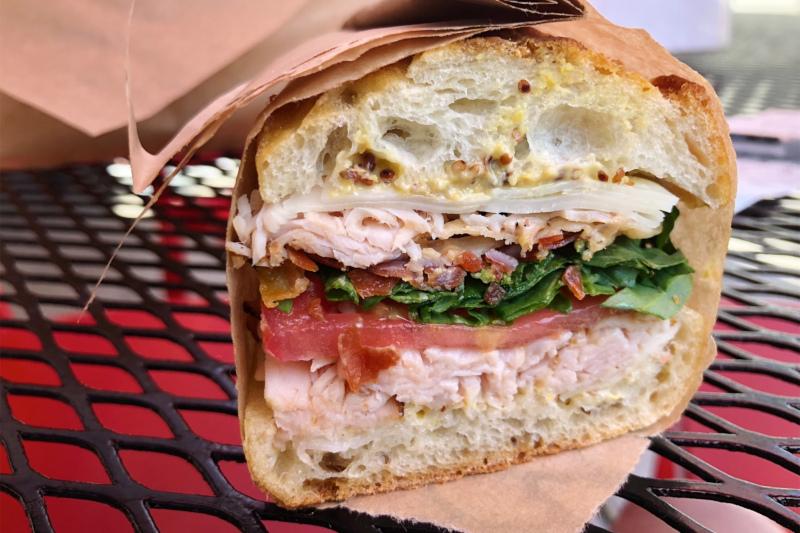 zelda's sandwich